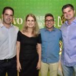 David Arruda, Leda Saboia, Cláudio Amaral E Paulo Alexandrino