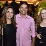 Edna Mendonça, Roberto Gomes E Jerusa Mendonça