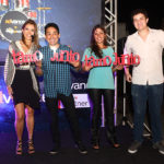 Eliziane Colares, Keith Matsumoto, Laura Bordini E Guilherme Colares