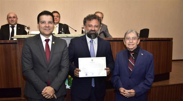 Elsío Feitosa, Jocelio Leal E Paulo Tadeu