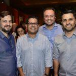 Eric Guimarães, Harley Medina, Adriano Nogueira E Alexandre Medina