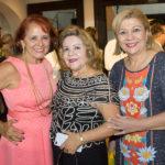 Fátima Duarte, Marta Peixe E Priscila Cavalcanti