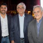 Felipe Capistrano, Assis Machado E Emanuel Capistrano