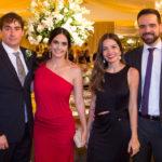 Felipe E Andréa Araripe, Natália E Rafael Kriek (2)