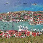 Gustavia, capital de St Barth, tem apenas 10 ruas principais e pouco mais de 3 mil habitantes.