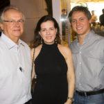 Helio, Flavia E Marcio Galiza