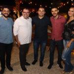 Isaque Juca, Ademar Celedonio, Marcos Andre Luis Lucas E Carolina Gomes (2)