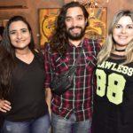Julieta De Araujo, Lucas Magno E Elane Matos