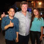 Keith Matsumoto, Evandro Colares E Laura Bordini (2)