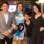 Ladislau, Ana Lúcia, Emanuel E Maria Clara Nogueira (2)