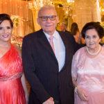 Lireda França, Alvaro Lopes E Maria Lireda França (1)