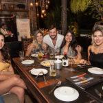 Luane Mastroiane, Rafaela Lima, Erasmo Filho, Caroline Feitosa E Natália Diógenes
