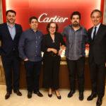 Luciano Antunes, Alexandre, Tania, Ailton Leitao E Maxime Tourneau (4)