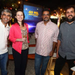Marcio Miranda, Debora Domingues, Daniel Santos E Gustavo Peixoto (1)