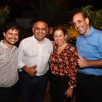 Nilton Otavio, Calos Freitas, Renata Aguiar E Glauber Araujo (2)