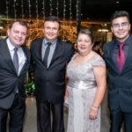 Osvaldo, Junior, Olinda E Felipe Holanda