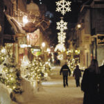 Paris Inverno Noite