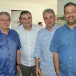 Paulo Paroma, Ricardo Bezerra, Walter Farias E Aderaldo Soares (2)
