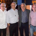 Pio Rodrigues, Helio Galiza, Emanuel Capistrano E Sávio Dia (1)