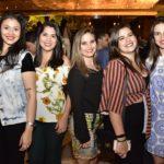 Priscila Ribeiro, Mila Mota, Patricia Alencar, Sharah Dummar E Sueleny Caetano