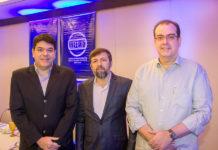 Raul Dos Santos, Élcio Batista E Delano Macêdo (2)