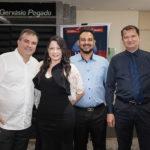 Ricardo Bezerra, Jamile Mudila, Paulo Dorneles E Eduardo Pimentel