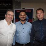 Ricardo Bezerra, Paulo Dorneles E Eduardo Pimentel