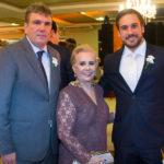 Sérgio Saboia, Liliana Brígido E Sérgio Castro (1)
