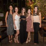 Tatiana Mendes, Natércia Sabóia, Vanessa Melo, Juliana Teixeira E Camila Halteres 2