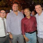 Wagner Paiva, Adriano Nogueira, Otacílio Valente E Ricardo Bezerra (2)