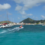 A ilha de Saint Martin foi descoberta por Cristóvão Colombo e é dividida pela França e pela Holanda desde 1648.
