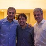 Adolfo Bichucher, Roberto Oliveira E Walter Farias