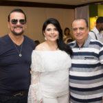 Adrísio, Sellene E Max Câmara (2)