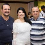 Adrísio, Sellene E Max Câmara (3)
