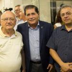 Aluísio Ramalho, Virgílio Araripe E José Wally (1)