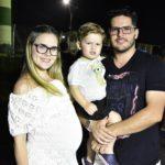 Amanda, Enzo E Uallace Barros