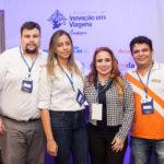 Andrea Rosário, Priscila Miranda, Camila Fernandes E Murilo Moura