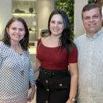 Auxiliadora Marques, Ana Livia Frota E Daniel Bezerra
