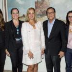 Beatriz Barreira, Juliana Guimarães, Gianna Sagazio, Beto Studart E Veridiana Soares (3)