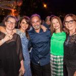 Bia Perlingeiro, Denise Rolim, Marcos Novaes, Carlota Fiuza E Lúcia Wolff