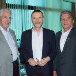 Carlos Prado, Luciano Coutinho E Sampaio Filho (2)