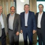 Carlos Prado, Paulo André Holanda, Ricardo Cavalcante E César Ribeiro (3)