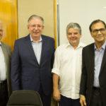 Carlos Prado, Ricardo Bezerra, Chico Esteves E Beto Studart (1)