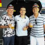 Cesar Galvao, Airton Batista E Carlos Teixeira (2)