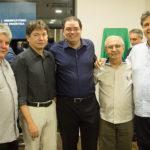 Chico Steves, Edgar Gadelha, Roberto Ramos, Alvaro Correa E Marcos Oliveira (2)