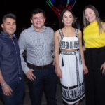 Claudio Amaral, Ladislau Nogueira, Roberta Fontelles E Ana Lucia Nogueira
