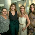 Diana Cabral, Cris Faria,Germana Cavalcante E Eveline Fujita (2)