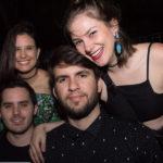 Diego Ribeiro E Camila Franco, Lucas Azeredo E Rafaela Lemos