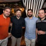 Edson Queiroz Neto, Élcio Batista, Felipe Rocha E Otávio Queiroz_