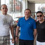 Eduardo Almeida, Rafael Teixeira E César Diógenes 2